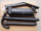 Acção da alavanca de Ryton Lado Bomba de tambor com haste de aço inoxidável 316 e o pistão de Teflon (PTFE) R-490s.