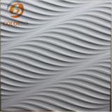 Panel de la Onda de PVC de 3D para la Decoración de pared