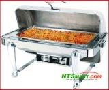 Sopa hervidor de agua con las piernas, el Restaurante Catering comida caliente, Plato rozaduras.