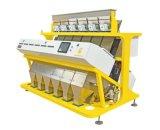 Vsee directa de fábrica - Nueva Generación - 5000+Pixel Venta caliente CCD de alta producción de Vsee Apricote clasificador de color la tuerca de la máquina de procesamiento o de la clasificación del producto
