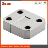 Localização do bloco de fechadura de aço inoxidável para moldes de plástico