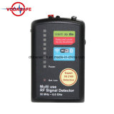Detector multiusos de la cámara espía oculta detector RF de la señal de lucha contra el espionaje Full-Range All-Round IP de la señal de CCTV GPS inalámbrico GSM Anti-Tracking Lente láser