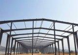 El aislamiento acústico Panel Sandwich ignífugos Edificio de estructura de acero multicapa