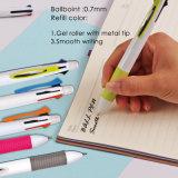 良質の多機能のプラスチック球ペン