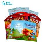 子供の中綴じの物語の本の印刷
