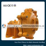 Venda a quente Sunbo bomba centrífuga de chorume/Bomba de cinzas/Bomba de Mineração