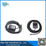4-CH HD grabadora de vídeo digital móvil del vehículo con dos tarjetas SD de 3G integrada, los módulos GPS