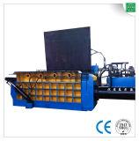 Machine de emballage de compacteur en acier de rebut rapide de Hydarulic