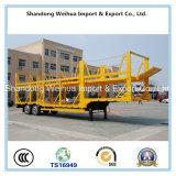 Semi remolque para coche soporte y transporte de coches