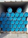 Il tubo d'acciaio l'api 5L X42 X52, LSAW di ERW ha saldato il tubo d'acciaio nero
