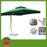 Giardino quadrato Umbrella con Stand