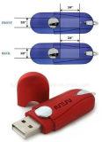 고품질 선전용 플라스틱 USB Memory&Nbsp; 지팡이