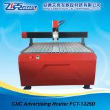 Serie de alta velocidad que hace publicidad del ranurador del CNC con la nueva condición
