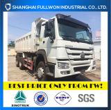 直接工場Sinotruk HOWOのダンプトラック/ダンプカートラック