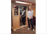 Best Selling Família Portátil Sauna de Infravermelhos com aquecedor de carbono para 1 Pessoa (QD-H1N)