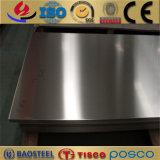 Folha inoxidável 304L 316L 201 do produto comestível de placa de aço de gabinetes de cozinha
