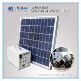 15W steuern Elektrizitäts-Sonnensystem mit hohe Leistungsfähigkeits-Solarzellen automatisch an (SYFD-SS15W)