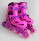 Plastic Inline Skate com EN 71 Certificação (YV-135)