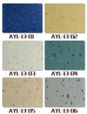 Оптовая торговля Custom полом цвета самоклеящаяся виниловая пленка ПВХ зерна дешевые ламинированные полы плитка