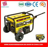 5 kW Elepaq Generadores Gasolina (SV12000E2) para la Construcción Fuente de alimentación