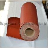 公害防止の防火効力のあるシリコーンのガラス繊維