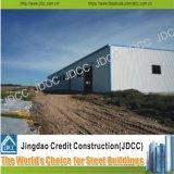 Светлый пакгауз фабрики стальной структуры