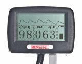 Venda a quente com estetoscópio eletrônico Multifuncional Visual Vs Meditech2, com SpO2 onda de ECG