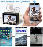 Водоустойчивое WiFi Sjcam подобное идет ПРОФЕССИОНАЛЬНЫЙ кулачок спорта камеры HD 1080P
