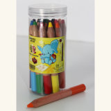 Woody les crayons de cire, 120mm Jumbo Crayons de couleur