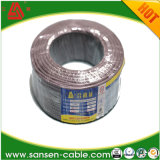 単心PVC Insulated 6 mm2 Wire/BS6500/IEC227/H03VV-F/H05VV-F/99.999% Pure Copper Conductor/PVC Insulation/PVC Sheath