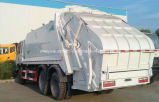 Capacité lourde des roues 6X4 de Dongfeng 10 20 tonnes à 25 tonnes de compacteur de camion d'ordures