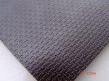 Brown/noir/faisceau antidérapage de peuplier de contre-plaqué de construction de film
