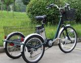 Nuovo triciclo elettrico di Trike di mobilità della grande rotella 2018 per il Elder