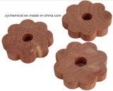 Bola de madera de alcanfor, bolas de naftalina Mothball, control natural de plagas, el Incienso Anti-Mildew refinado