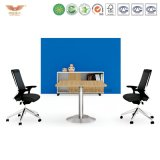 Самомоднейшая таблица встречи офисной мебели (H90-0366)