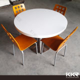 Dia800 Round Solid Surface Table per sala da pranzo