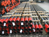 Kohlenstoffstahl-nahtlose Rohrleitung API-5CT N80-Q Psl1 Bc