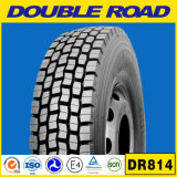 Double pneu en gros de camion de route fait dans des pneus en gros de camion de la Chine 295/75r22.5 295/80r22.5 semi