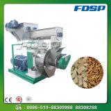 Máquina de la prensa de pellets de la biomasa del motor eléctrico máquina de molino de pellets de madera