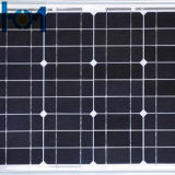 glace à énergie solaire durcie parEnduit d'utilisation de panneau solaire de 3.2mm