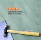 H-17 строительного оборудования ручного инструмента из твердых пород дерева французского типа в Machinist рукоятки молотка