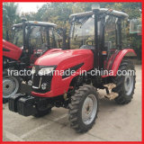60HP gereden Tractor, 4WD Landbouwtrekker (FM604T)