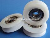 Ventana deslizante en miniatura de cojinete de rodamiento con revestimiento de plástico 695ZZ BS16-D5W5