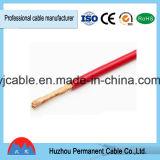 Câble électrique de PVC du câblage cuivre rv