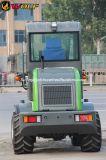 Carregador da roda de Zl08 0.8t com o motor de Changchai Zn390q