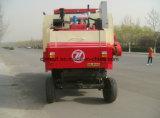 車輪のタイプ低損失のレートの小型水田のコンバイン収穫機