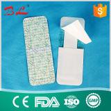 Vendaje curativo cirugía plástica, almohadilla de curación médica de la herida de la PU