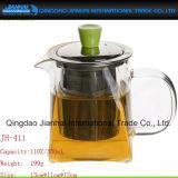 Garrafa de vidro para beber chá com prova de calor