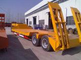 De lage Aanhangwagen van de Vrachtwagen van de Aanhangwagen van de Oplegger van de Oplegger van het Bed