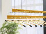Hand-Crank вешалка ткани для засыхания ткани балкона